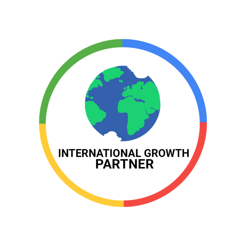 Damcon ist Google Partner für das Projekt International Growth